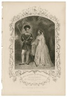 Mr. L. Murray and Mrs. Stirling, as Orlando and Rosalind [in Shakespeare's] ... As you like it, act 5, sc. 4 [graphic].