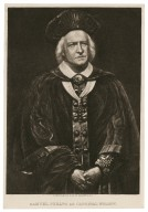 Samuel Phelps as Cardinal Wolsey [in Shakespeare's King Henry VIII] [graphic] / [Sir Johnston Forbes-Robertson].