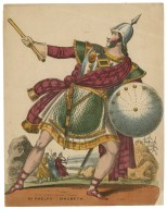 Mr. Phelps [as] Macbeth [in play by Shakespeare of the same name] [graphic].