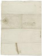 Letter from Anne Talbot, Baynard's Castle, London, to Elizabeth Hardwick Talbot, Countess of Shrewsbury
