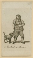 Mr. Quick as Launce [in Shakespeare's Two gentlemen of Verona] [graphic].