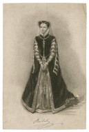 [Rachel in the character of Marie Stuart, in Lebrun's play of that name] [graphic].