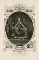 Mr. P. Richings, as King Richard IId ... [in Shakespeare's play of the same name] [graphic] / G.E. Price sc.