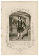 Mr. P. Ritchings (of Philadelphia) as Mercutio... [in Shakespeare's] Romeo and Juliet [graphic] / engraved by J. Moore from a daguerreotype by Richards of Philadelphia.
