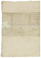 Letter from William Byrnand, Hawnby, Yorkshire, to Mr. Francis Slingsby