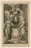 Mr. William Shakespeare ob A.D. 1616, aet, 53 [graphic] / M.Vdr. Gucht, sculp.