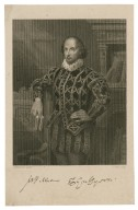 William Shakespeare [graphic] / K. Halswelle, pinxt. ; R.C. Bell, sculpt.