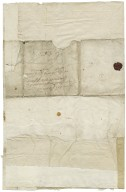 Letter from William Wentworth, London, to Sir Matthew Wentworth, 2nd bart., Dublin