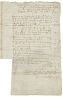 Account of the expenses incurred in the business of William Wentworth, Earl of Strafford