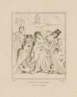 Nursery of Shakspeare : [graphic] education de Shakspeare / [Henry] Fuseli, [Louis Marie] Normand fils.