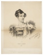 Edmon S. Conner of the Philadelphia Theatres as Romeo [graphic] / T. Sully Jr., pinxt ; on stone by A. Newsam.