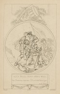 All's well that ends well, Par.: O! ransome, ransome, do not hide mine eyes, act IV, scene I [graphic] / Burney ; A.T. Aikman.
