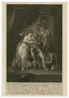 Antony & Cleopatra, act 4, scene 4 [graphic] / painted by Henry Tresham R.A. ; engraved by Charles Warren.