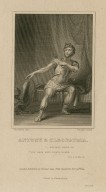 Antony & Cleopatria [sic]: Bruised piece, go; you have been nobly borne ; act 4, scene 12 [i.e. 14] [graphic] / Thurston del, ; Rhodes sculp.