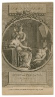 Antony and Cleopatra, This proves me base, [act V, scene 2] [graphic] / Moreau le jeune delt.; F. Bartolozzi sculpt.