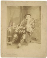 Charles Fisher [as Falstaff, probably in Shakespeare's Merry wives of Windsor] [graphic].