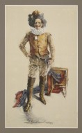 [Richard Mansfield as Cyrano in the play by Rostand] [graphic] / Howard Chandler Christy.