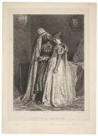Othello et Desdémona [graphic] : [Othello] / R. Rodriguez, pinx. ; Emile Vernier, lith.