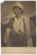 Robert Mantell as Othello [in Shakespeare's play of that name] [graphic] / Strauss Peyton.