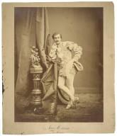 Lewis Morrison as Romeo [graphic]. / Thomas Houseworth & Co., nos. 9 & 12 Montgomery St., San Francisco.