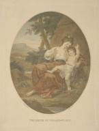 The birth of Shakespeare [graphic] / Angelica Kauffman pinxt. ; F. Bartolozzi sculpt., 1782.
