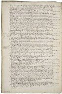 Account book kept by her Steward Edward Whalley, Sep. 9, 1589-July 12, 1592