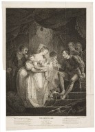 Third part of King Henry 6th, act V, scene VII, Come hither, Bess, & let me kiss my boy ... [graphic] / painted by J. Northcote R.A. ; engrav'd by J.B. Michel.