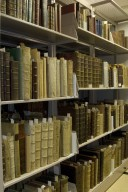 Books in the Folger vault, Deck C