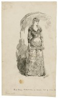 Miss Mary Anderson as Juliet, act 4, scene 2 [graphic] / Alma.