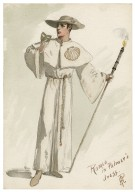 Thirty-six costume designs, Romeo and Juliet [graphic] / [Percy Anderson].