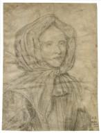 [Portrait of a woman] [graphic] / [A.B.].