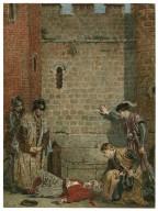 [King John, IV, 3, the death of Arthur] [graphic] / [Alexandre Bida].