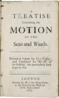 A treatise concerning the motion of the seas and winds ...