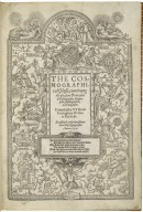 The cosmographical glasse, conteinyng the pleasant principles of cosmographie, geographie, hydrographie, or nauigation.