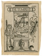 The tempest [graphic] / [Robert Anning Bell].