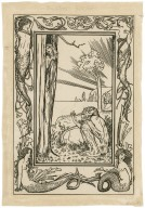 [Frontispiece to act 1 of Bell's edition of The tempest] [graphic] / [Robert Anning Bell].