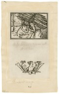 [Full-page design for page 20 of Bell's edition of The tempest] [graphic] / [Robert Anning Bell].