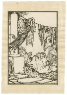 [Design for full-page illustration to The tempest, act 4, scene 1] [graphic] / R. An. Bell.