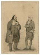 Macklin as Shylock [graphic] / J. Borfone [?].