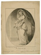"""Troilus and Cressida, IV, 4, Cressida, """"And you this glove ..."""" [graphic] / [Edward Francis Burney]."""