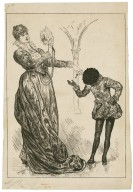 Merchant of Venice, Miss Ellen Terry as Portia [graphic] / W. Clémence.