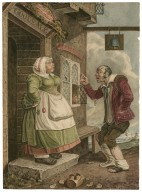 Taming of the shrew, Hostess and Sly [graphic] / [J. Coghlan].