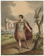 Cymbeline [by Shakespeare]; Posthumus [graphic] / [J. Coghlan].