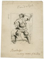 [A set of seventeen miscellaneous Shakespearean costumes] [graphic].