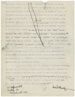 Tributes for Book of homage to Shakespeare, edited by Israel Gollancz [manuscript],