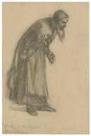 Boothroyd Fairclough as Shylock [graphic] / [Felix Darley].