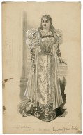Madame Melba as Juliet, act I [graphic] / Fowler.