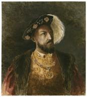 Portrait of King Henry VIII [graphic] / F. Gilbert.