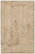 King Richard III, act 3, sc. 8 [i.e. 7] [graphic] / [Hubert François Gravelot].