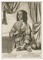 Aestas = Summer [graphic] / W. Hollar inu: 1641.
